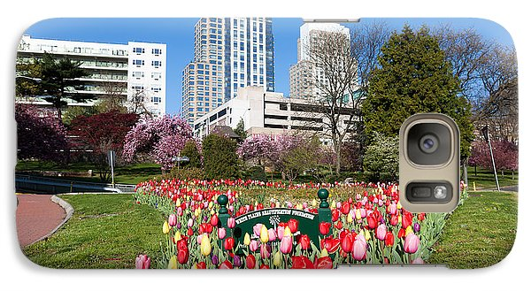 White Plains Beautification Foundation Garden Galaxy S7 Case