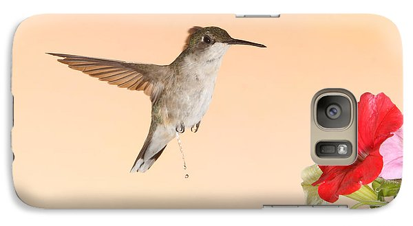 Galaxy Case featuring the photograph Whiz Kid by Gerry Sibell