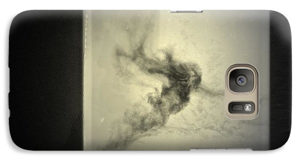Galaxy Case featuring the photograph Who Follows You by Mark Ross