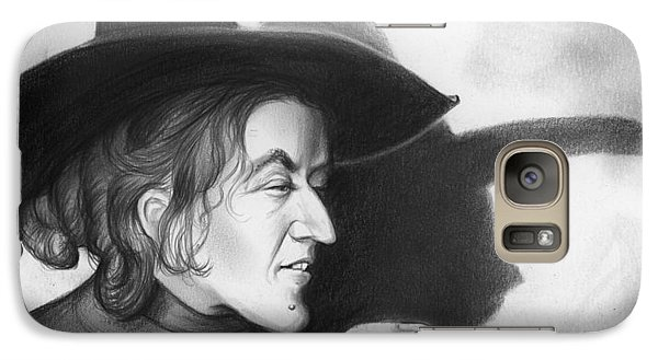 Wizard Galaxy S7 Case - Wicked Witch Of The West by Greg Joens