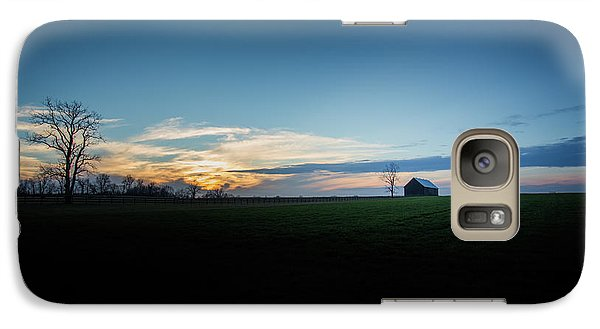 Galaxy Case featuring the photograph Wide Open Spaces by Shane Holsclaw