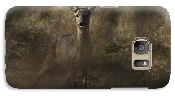 Galaxy Case featuring the photograph Wild And Free by Gary Bridger