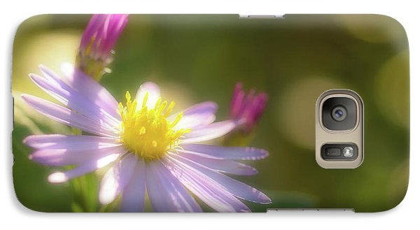 Wild Chrysanthemum Galaxy S7 Case by Tatsuya Atarashi