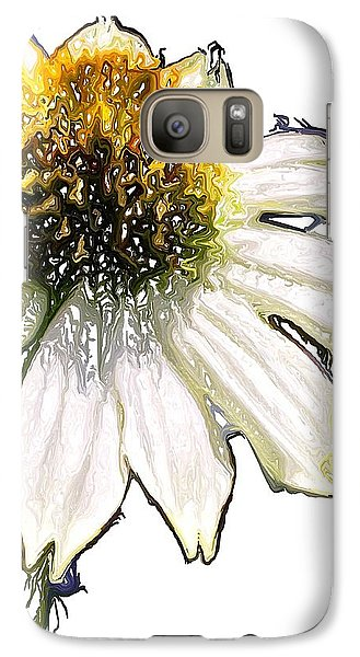 Galaxy Case featuring the photograph Wild Flower Five  by Heidi Smith