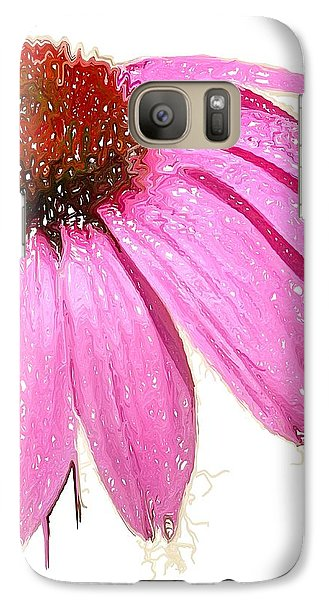 Galaxy Case featuring the photograph Wild Flower One  by Heidi Smith