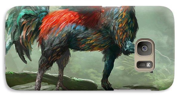Pegasus Galaxy S7 Case - Wild Hippalektryon by Ryan Barger