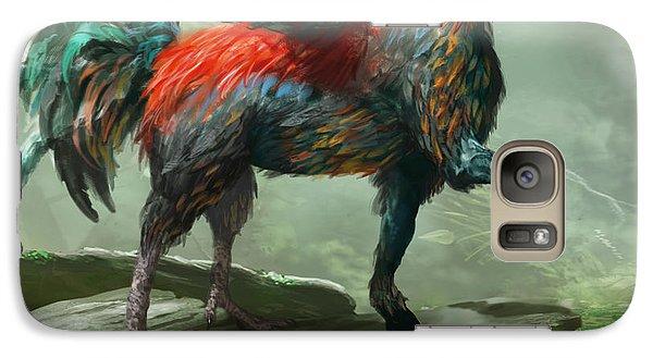 Wild Hippalektryon Galaxy S7 Case by Ryan Barger