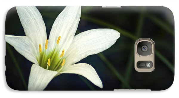 Galaxy Case featuring the photograph Wild Lily by Carolyn Marshall