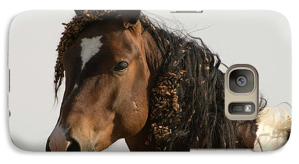Wild Mustang 12 Galaxy S7 Case