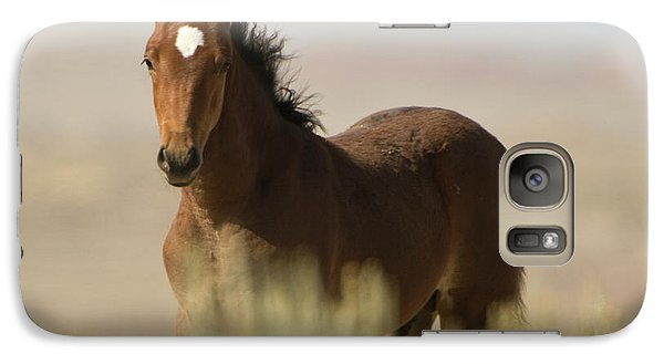 Wild Mustang Colt Galaxy S7 Case