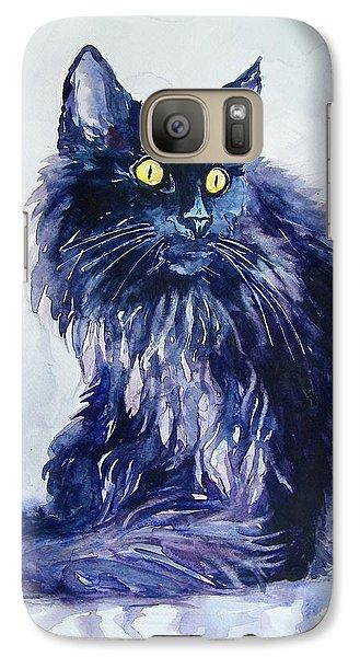 Fairy Galaxy S7 Case - Wild Vagabond by Suzann's Art