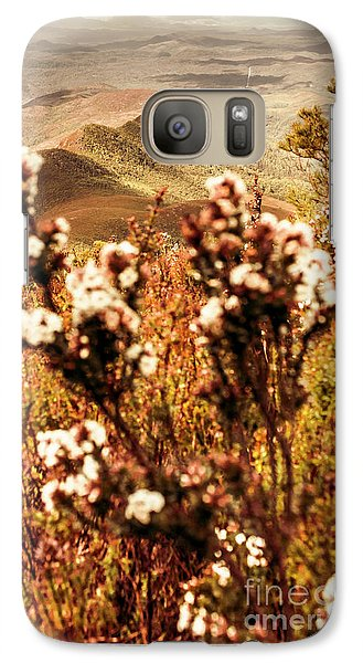Mount Rushmore Galaxy S7 Case - Wild West Mountain View by Jorgo Photography - Wall Art Gallery