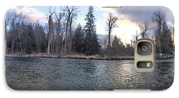 Galaxy Case featuring the photograph Wilderness by Victor K