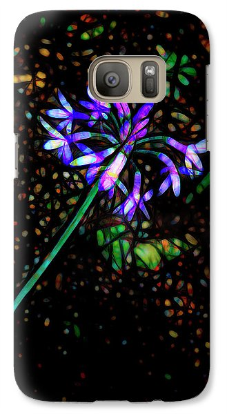 Galaxy Case featuring the photograph Wildflower by Ann Powell