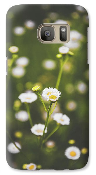 Galaxy Case featuring the photograph Wildflower Beauty by Shelby Young