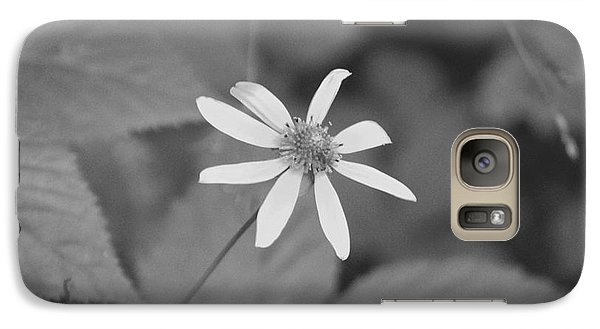 Galaxy Case featuring the photograph Wildflower by Eric Liller