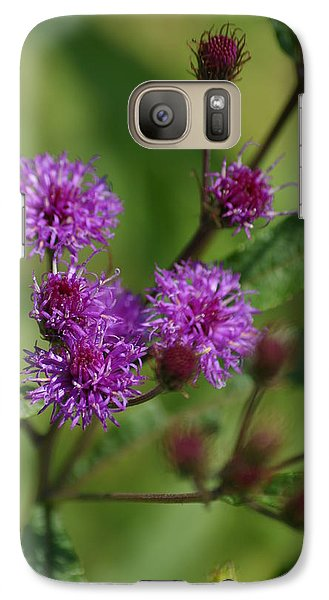 Galaxy Case featuring the photograph Wildflower by Heidi Poulin