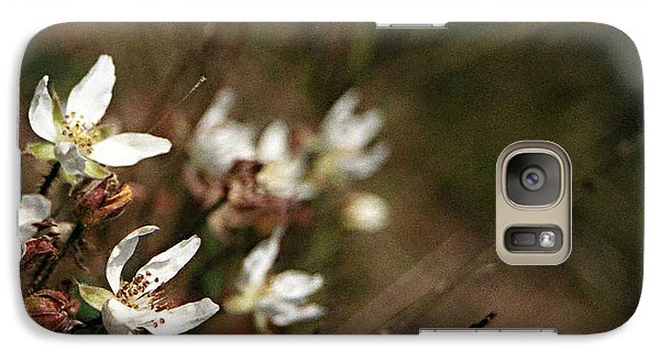 Galaxy Case featuring the photograph Wildflowers by Marna Edwards Flavell