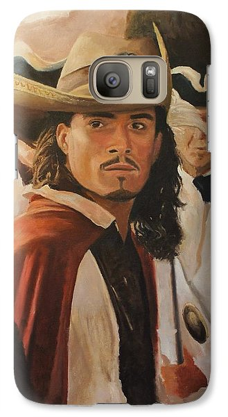 Will Turner Galaxy S7 Case by Caleb Thomas