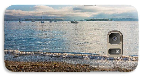 Willard Beach Galaxy S7 Case by Kim Wilson