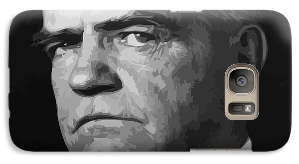 Bull Galaxy S7 Case - William Bull Halsey by War Is Hell Store