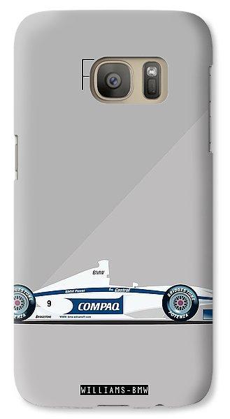 Williams Bmw Fw23 F1 Poster Galaxy S7 Case
