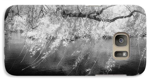 Willow Tree Lake II Galaxy S7 Case