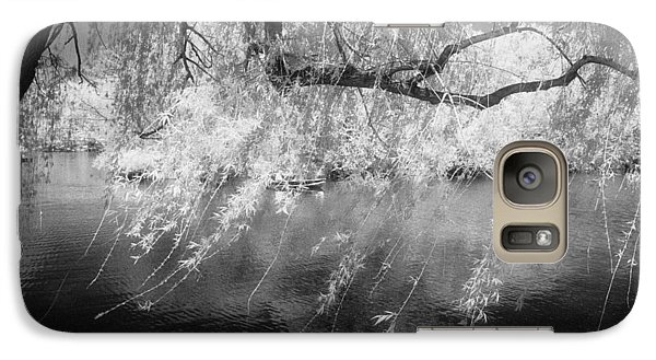 Willow Tree Lake II Galaxy S7 Case