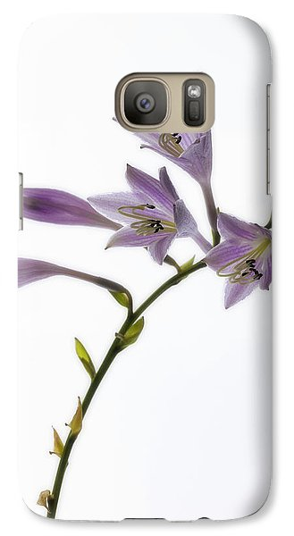 Galaxy Case featuring the photograph Willowy Whispers by Mike Lang
