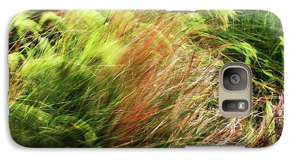 Windblown Grasses Galaxy S7 Case