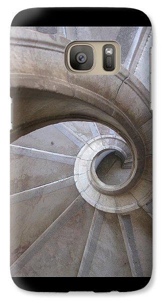 Galaxy Case featuring the photograph Winding Down by Menega Sabidussi