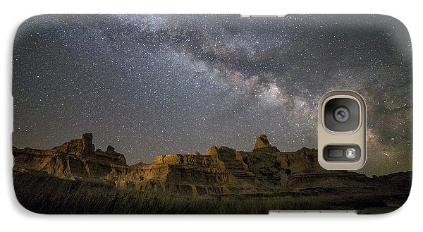 Galaxy Case featuring the photograph Window by Aaron J Groen