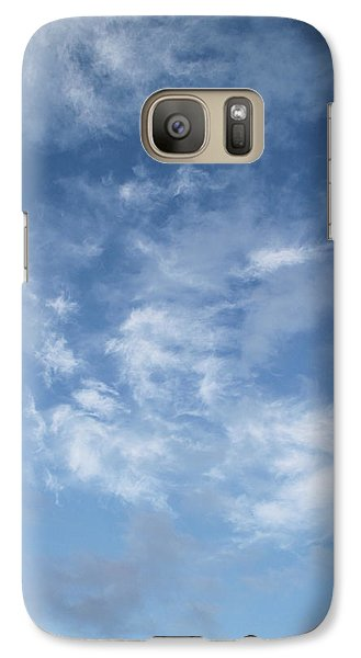 Galaxy Case featuring the photograph Window On The Sky In Israel During The Winter by Yoel Koskas