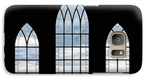 Galaxy Case featuring the photograph Window To God's Country by Brad Allen Fine Art