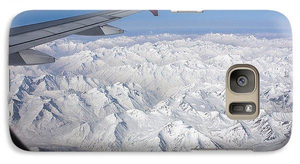 Window To Himalaya Galaxy S7 Case by Hitendra SINKAR