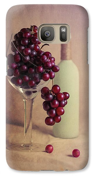 Wine On The Vine Galaxy S7 Case