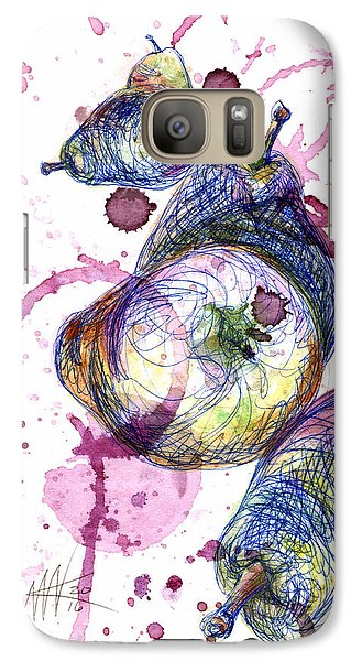 Wine Pearing Galaxy S7 Case