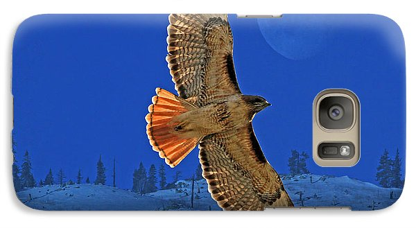 Wings Galaxy S7 Case by Donna Kennedy