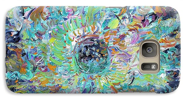 Galaxy Case featuring the painting Winners And Losers by Fabrizio Cassetta