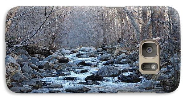 Winter Creek  Galaxy S7 Case