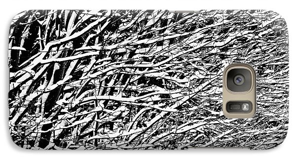 Galaxy Case featuring the photograph Winter by Gert Lavsen