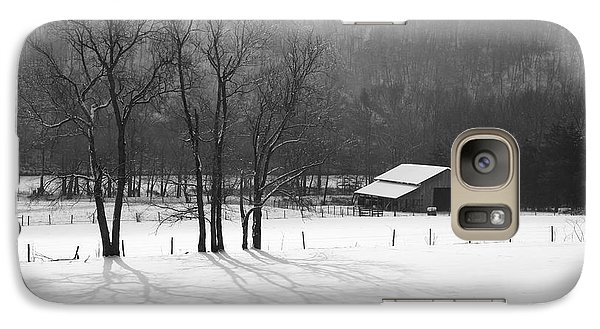 Galaxy Case featuring the photograph Winter In Boxley Valley by Michael Dougherty