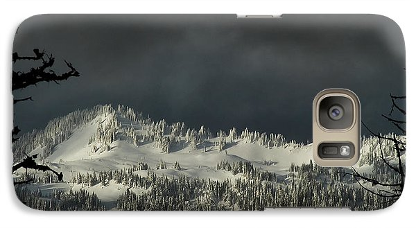 Winter In North Cascades Galaxy S7 Case