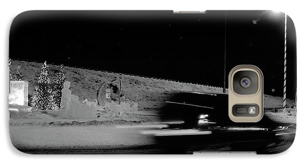 Galaxy Case featuring the photograph Winter In North Pole by Tara Lynn