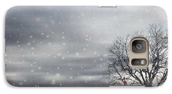 Winter Galaxy S7 Case by Lourry Legarde