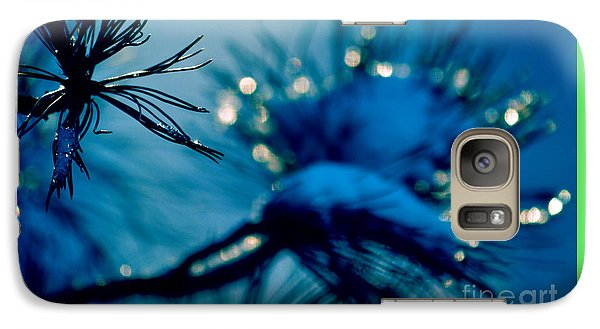 Galaxy Case featuring the photograph Winter Magic by Susanne Van Hulst