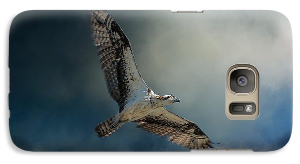Winter Osprey Galaxy S7 Case
