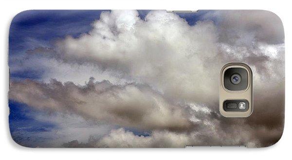 Winter Snow Clouds Galaxy S7 Case