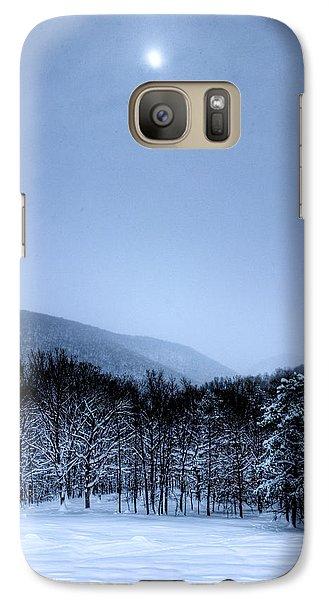 Winter Sun Galaxy S7 Case