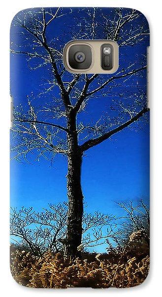 Winter Tree Galaxy S7 Case